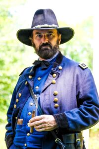 General Grant will appear on the American Countess Riverboat to cruise from Memphis to Chattanooga and Back to Memphis for the Weeks of June 6-20, Instant